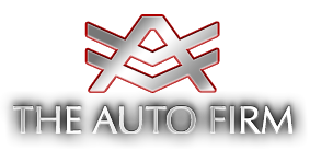 The Auto Firm Mobile Logo