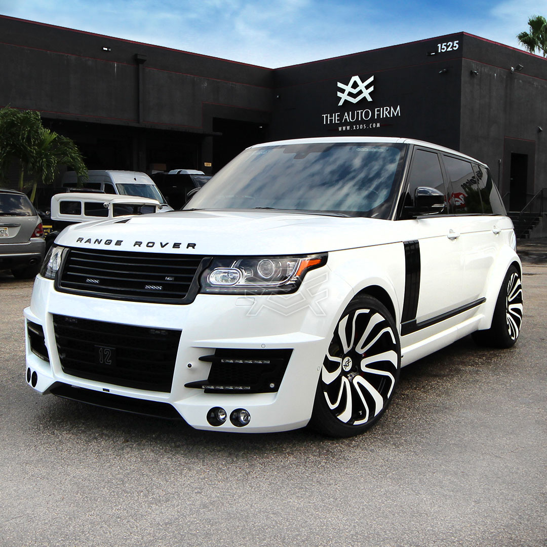 range rover full size the auto firm. Black Bedroom Furniture Sets. Home Design Ideas