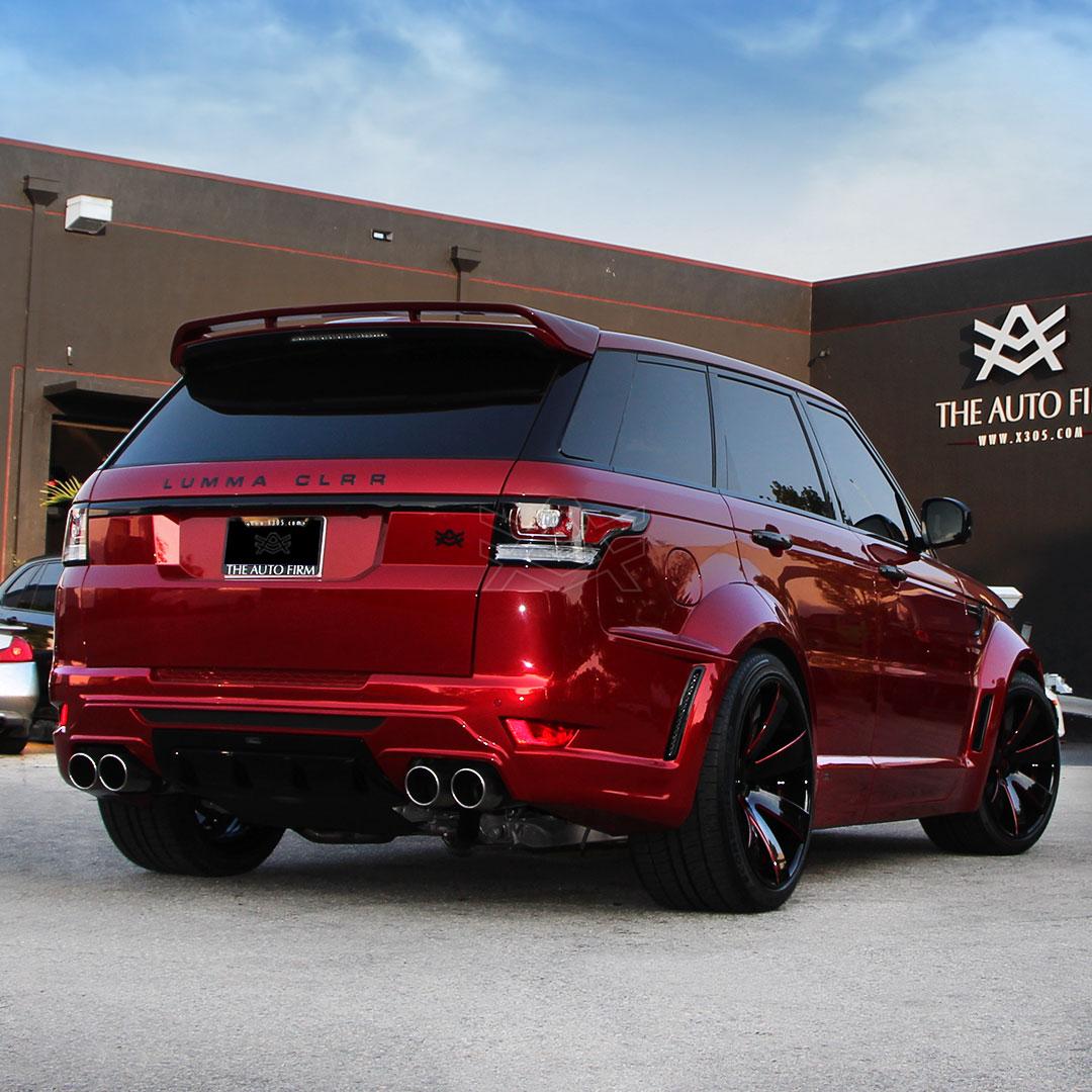 Review 2015 Range Rover Sport Hse: Range Rover Sport