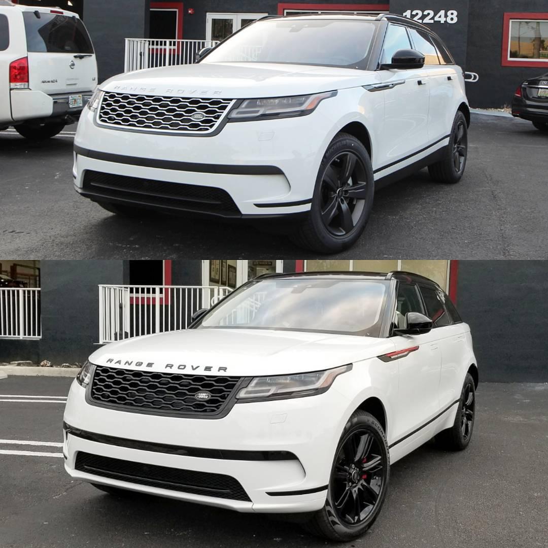 Range Rover Velar Black Rangerover Cars Car Black: The Auto Firm