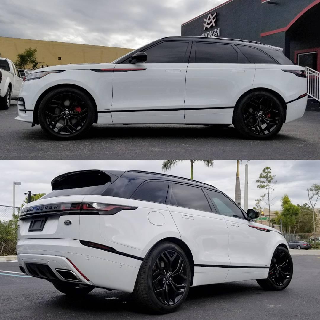 Range Rover Velar Black Rangerover Cars Car Black: 2018 Range Rover Velar