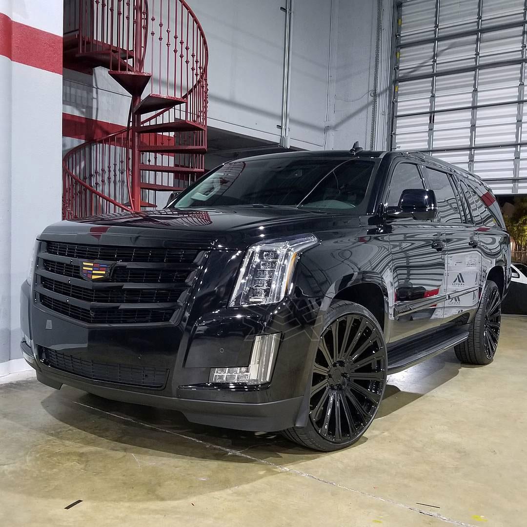 Cadillac Escalade Special Edition - The Auto Firm