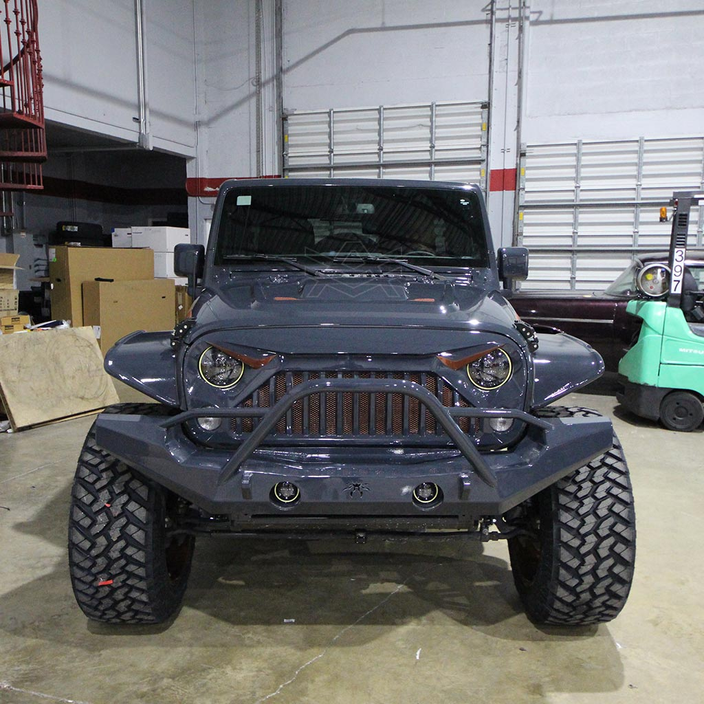 Jeep Wrangler Done For Jhonatan Solano The Auto Firm