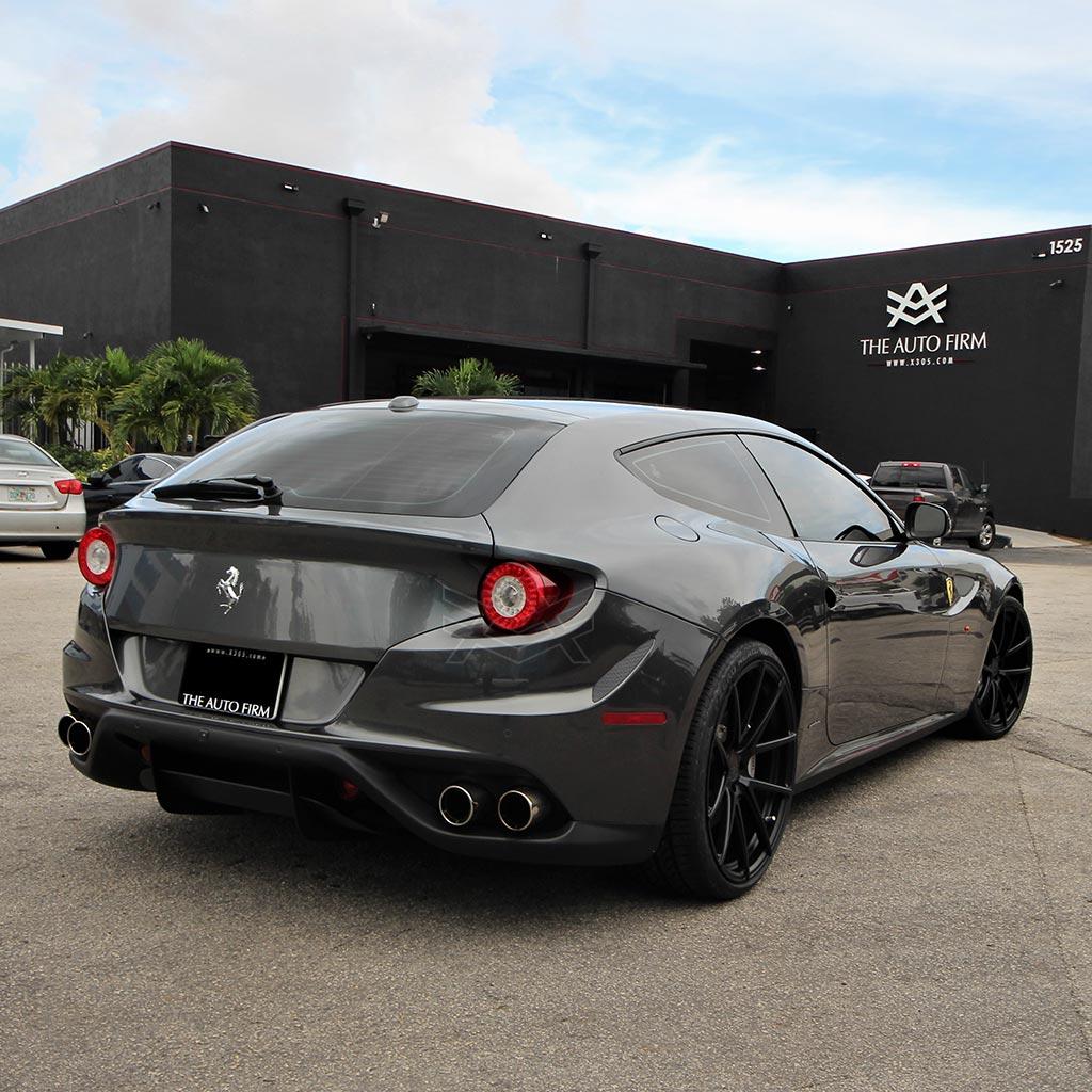 Ferrari Ff: The Auto Firm