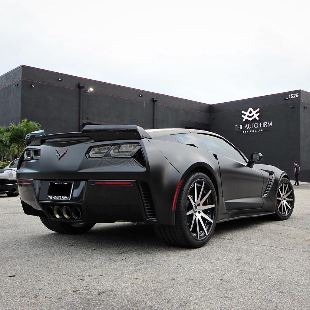 Corvette Z06 - The Auto Firm