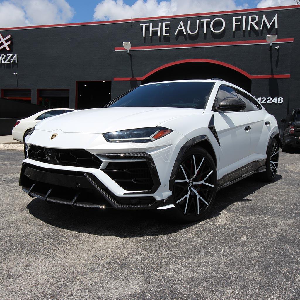 "2019 Lamborghini Urus Done For Beto ""Zumba"" Perez"